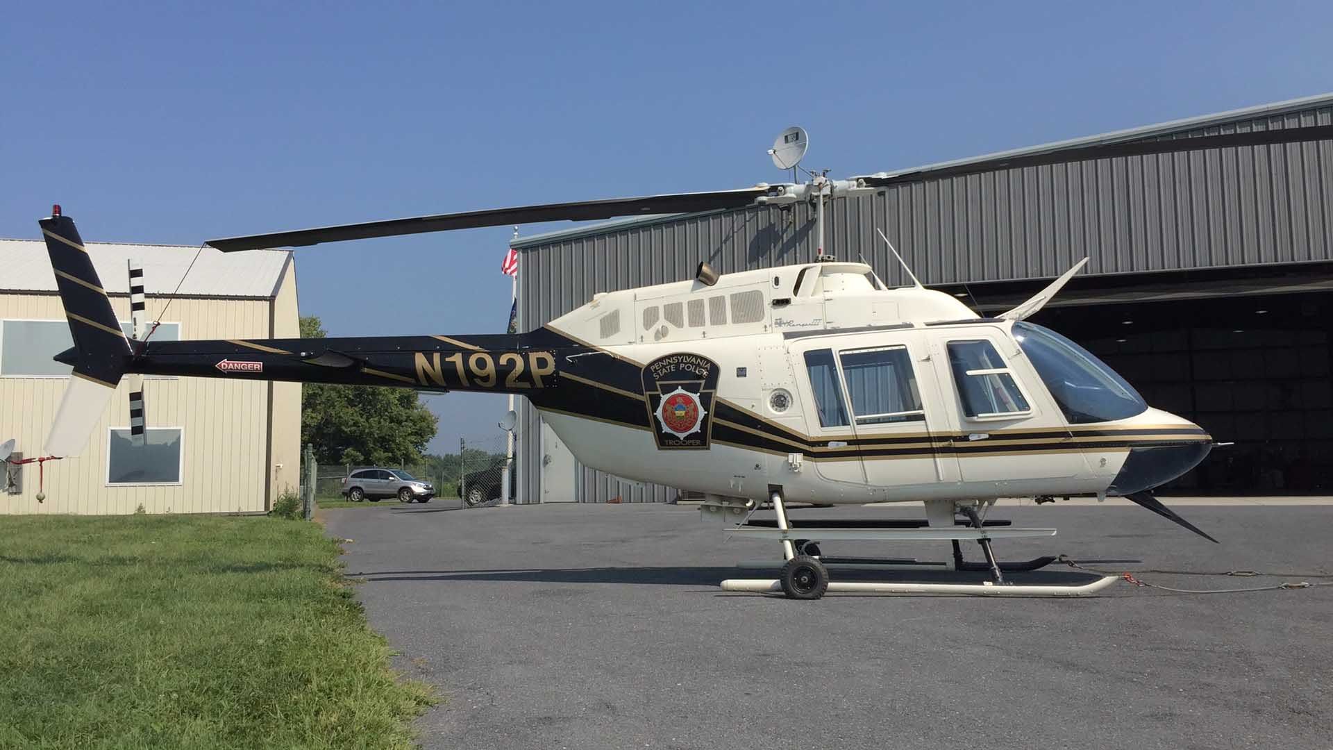 Bell 206B3 N192P